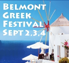 Belmont Greek Festival 2017